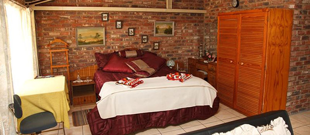 El Sjaddai Guest House -  Potchefstroom accommodation - North West.